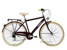 Sity Retro bicicleta clasica bici retro barra alta - labiciurbana.com bicicletas urbanas y de paseo
