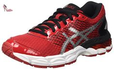 Gel-Excite 5, Chaussures de Running Compétition Femme Multicolore (Black/Black/White) 38 EUAsics
