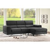 Found it at Wayfair - Camden Sectional Sofa with Right Facing Chaise