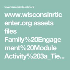www.wisconsinrticenter.org assets files Family%20Engagement%20Module Activity%203a_Tiered_Assignments.pdf