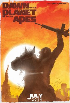 Dawn of the Planet of the Apes  Movie HD Wallpapers