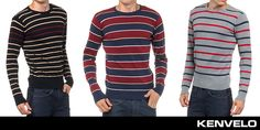 Season's sweaters come in more choices to help you in your mix & match!