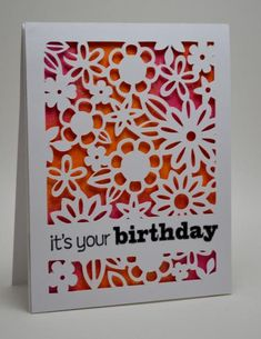 Its Your Birthday By Smriti