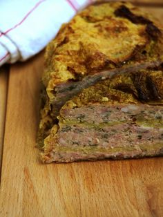 Quiche, Charcuterie, French Food, Pork Recipes, Entrees, Banana Bread, Buffet, Favorite Recipes, Nutrition