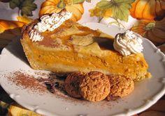 La cucina di Nuccia: Crostata speziata di zucca per Re-cake 13 e le avventure di una neo-food-blogger!