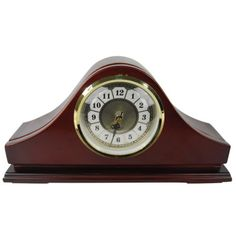 Mantle Clock Color Camera with Built-in DVR
