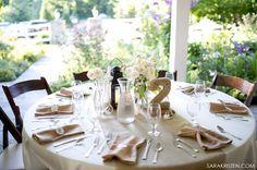 Shabby Chic Decor  Wedding Reception Photos on WeddingWire