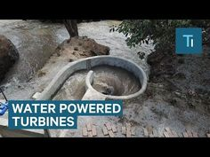 These Whirlpool Turbines Can Provide 24/7 Renewable Energy For Dozens Of Homes - YouTube