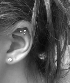 Mi Vida Loca Piercing. That's cuter than the tattoo is was gonna get of it.
