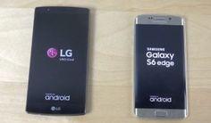 LG G4 vs HTC One M9 vs Samsung Galaxy S6 Edge Bootup Speed Test