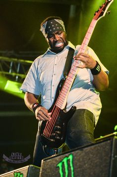 "Tim ""Rawbiz"" Williams @ Resurrection Fest 2012 (Suicidal Tendencies) by Mauricio Melo Star Pictures Project on 500px"
