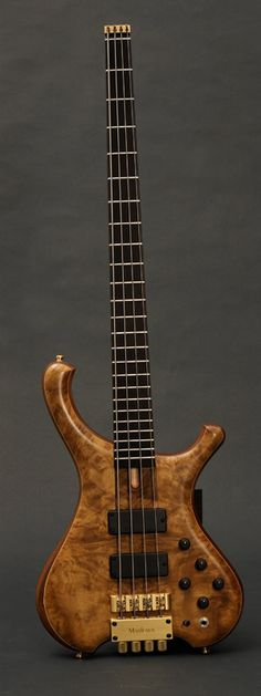 Betra Custom by Marleaux BassGuitars