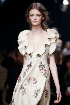 Alexander McQueen Couture (Détails) Printemps 2016