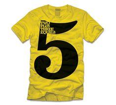 Quem não gosta de uma camiseta com estampa diferente? Existem diversos tipos delas - desde ilustração até as que utilizam tipografia como base da estampa. A