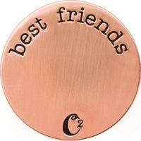 ROSE GOLD BEST FRIENDS PLATES