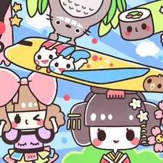 Learning Japanese with audio is without doubt the fastest and most efficient way to get started. If you are lucky enough to have some Japanese friends who can help then you are already ahead of the game. Kawaii Drawings, Cartoon Drawings, Cute Drawings, Japanese Cartoon, Cute Japanese, Japanese Symbol, Drawing Eyes, Kawaii Illustration, Cute Cartoon Characters