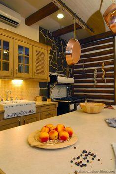 Traditional Light Wood Kitchen Cabinets 20 Kitchen Design Ideas