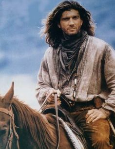 Joe Lando as Sully in Dr Quinn Medicine Woman