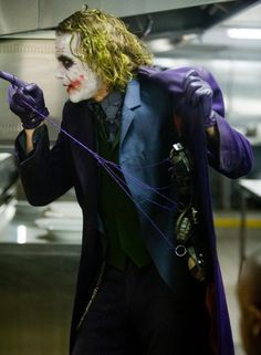 """If you're good at something, never do it for free."" - The Dark Knight"