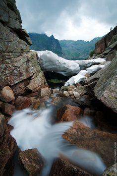 Ergaki, Nature park, Siberia, Russia