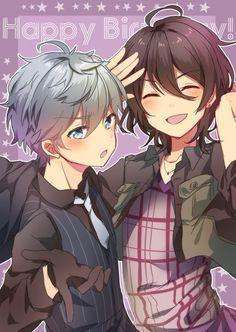 Anime Style, My Character, Character Design, Unicorn Stencil, Boy Idols, Anime People, Ensemble Stars, Manga Boy, Sword Art Online