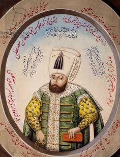Portrait of Mustafa - 19th c.