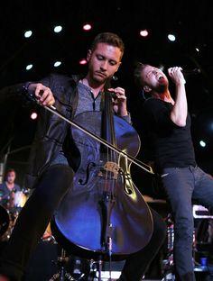 Brent Kutzle, Ryan Tedder - OneRepublic