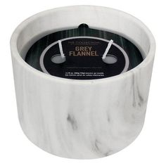 Urban Collection Grey Flannel Marble Jar Candle *** Want to know more, click on the image.(This is an Amazon affiliate link and I receive a commission for the sales)