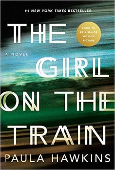 The Girl on the Train: Paula Hawkins: 9780857523921: Amazon.com: Books