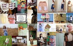Free Pattern Month *Click on Buttons for patterns