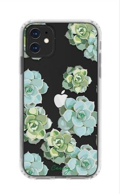 samsung wallpaper Succulents (Desert Floral) - Casery - Drop Tested - Protective Slim Clear Case for Apple iPhone 11 Iphone 6 S Plus, Iphone 8, Apple Iphone, Coque Iphone, Iphone Phone Cases, Iphone Case Covers, Iphone 11 Pro Case, Free Iphone, Girly Phone Cases