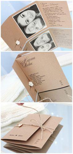 18 Design a Beautiful Custom Wedding Invitation - weddingtopia Rustic Invitations, Custom Wedding Invitations, Wedding Invitation Cards, Wedding Cards, Wedding Stuff, Wedding Ideas, Marriage Day, Floating Candles, Just Married