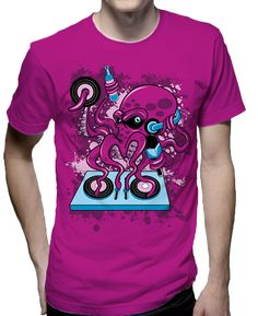 40 Examples of Extra Cool T-Shirt Designs