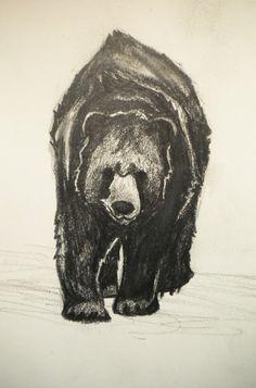Pointsies: Black Bear Doodle