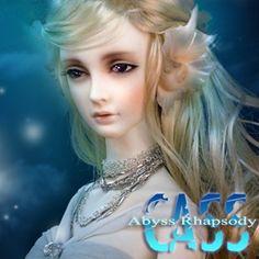 Cass, Abyss Rhapsody, an Ocean Elf doll