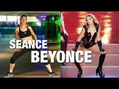 ▶ Entrainement de Beyoncé - Renforcement fessiers cuisses abdos - YouTube