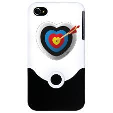 Archery Love 2 iPhone Case ... OMG too many to choose from!