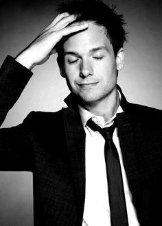 "Patrick J. Adams ""He's like the captain of mixed metaphors."" Mike Ross"