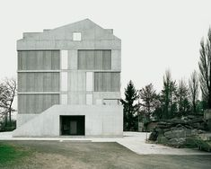 swiss architecture housing - Buscar con Google