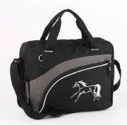 Galloping Horse Laptop Portfolio Bag