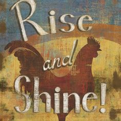 Rise and Shine I Poster von Daphne Brissonnet - AllPosters.at