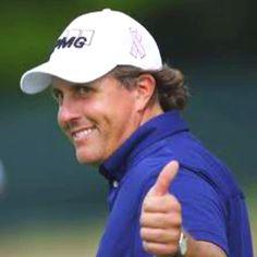 Phil Mickelson... A fan favorite!