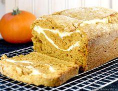 Pumpkin Swirl Bread ...pumpkin desserts!!! :)