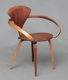 Cherner Pretzel Chair