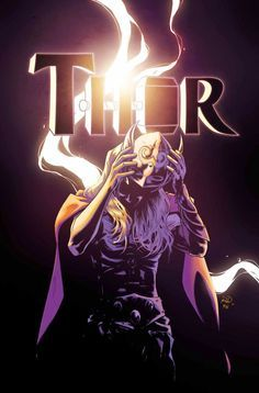 Jane Foster es la nueva Thor de Marvel Comics - Oye Juanjo!