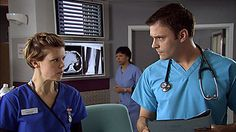 Drama series about life on the wards of Holby City Hospital. Holby City, City Hospital, Bbc One, Drama Series, Tv Shows, Film, Movie, Film Stock, Cinema