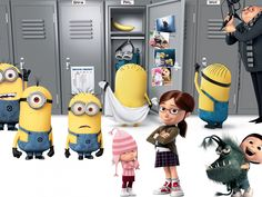 Minions  - Bing Bilder
