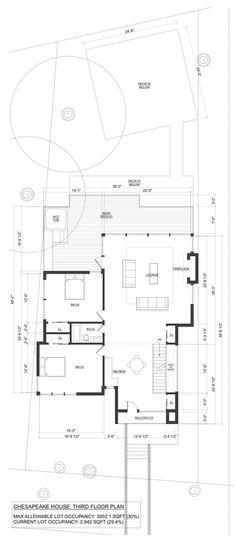 Gallery of Chesapeake House / KUBE architecture - 34