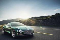 Exterieur Bentley EXP 10 Speed 6