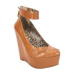 Jessica Simpson Duffy Wedge with Ankle Strap #VonMaur #JessicaSimpson